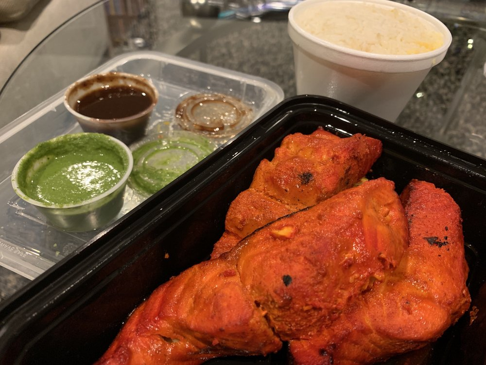 Haandi Indian Cuisine: 1222 W Broad St, Falls Church, VA