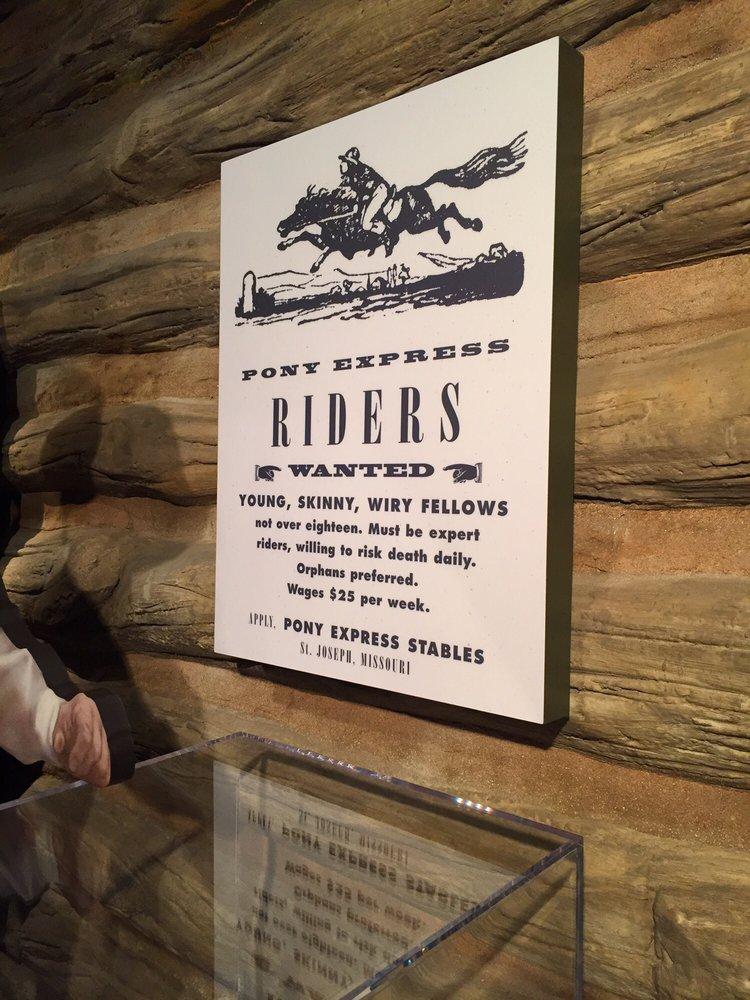 National Historic Trails Interpretive Center: 1501 N Poplar St, Casper, WY