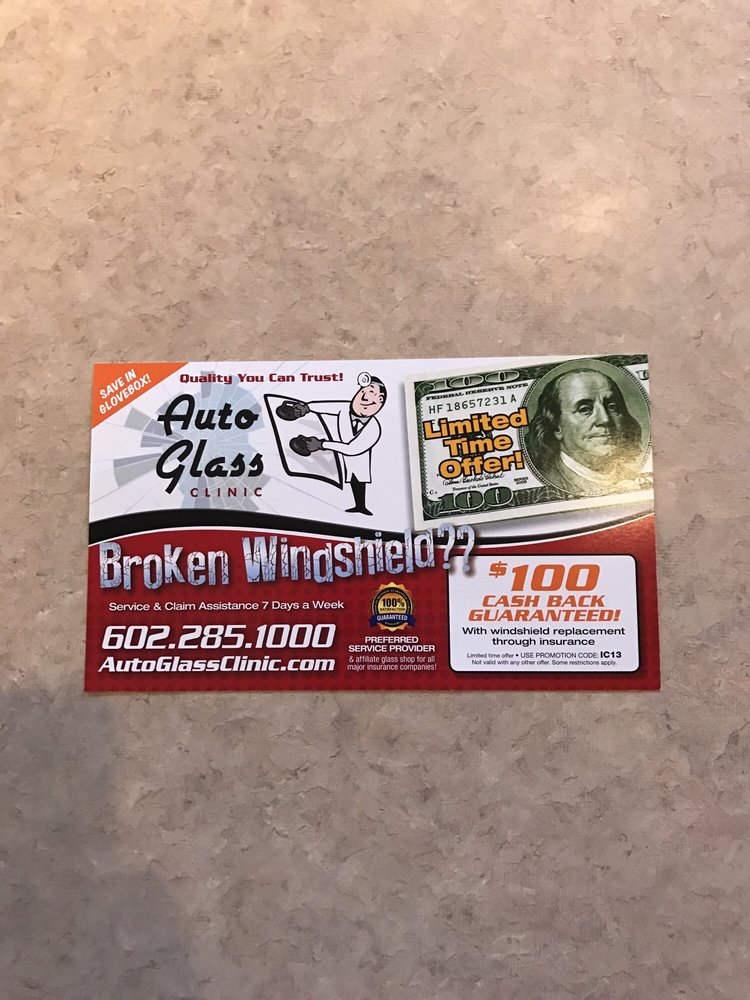 Auto Glass Clinic