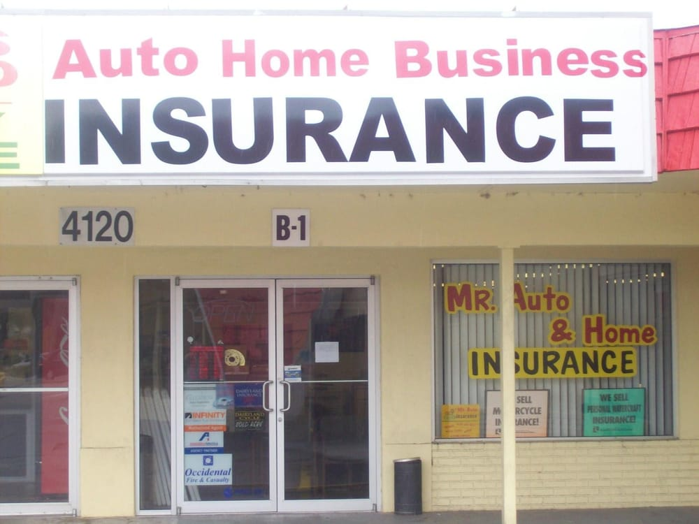 Mr Auto Insurance 4120 Cleveland Ave Fort Myers Fl Phone Number Last Updated December 17 2018 Yelp