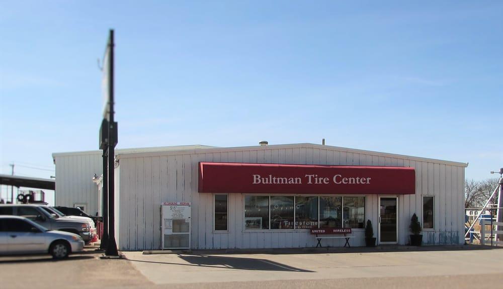 Bultman Tire Center: 717 E 11th St, Hugoton, KS
