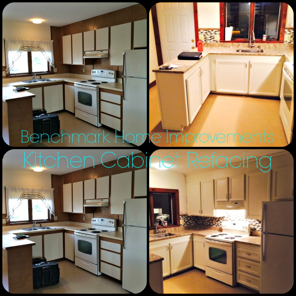 Nh Kitchen Cabinets: Benchmark Home Improvements Specializes In Cabinet