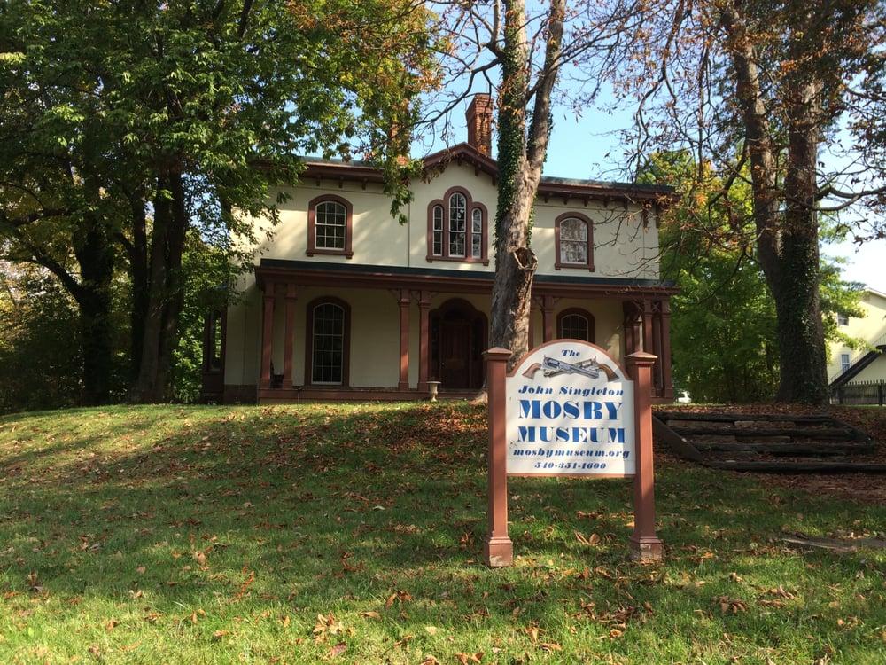 Spilman-Mosby House: Main St And Calhoun St, Warrenton, VA