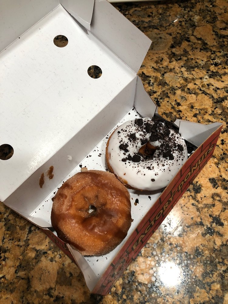 Factory Donuts: 10120 Forest Hill Blvd, Wellington, FL