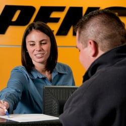 Penske truck rental conover nc