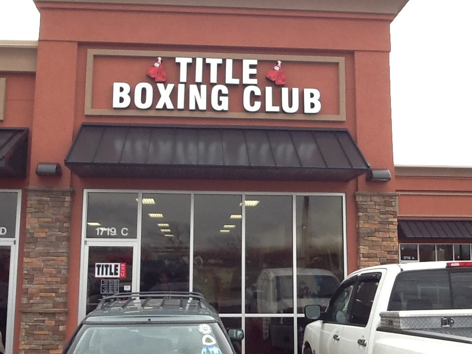 Title Boxing Club - 20 Photos - Boxing - 1719 Wilma ...