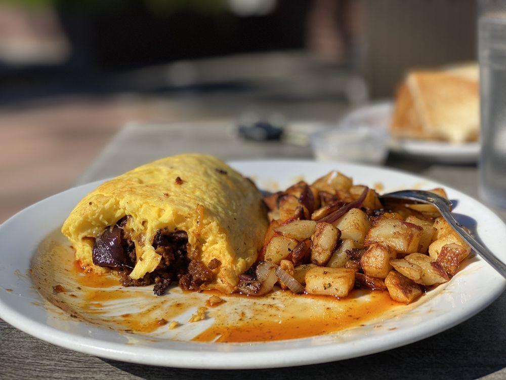 Marvin's Breakfast Club: 1112 Grant Ave, Novato, CA