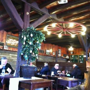 Photo Of Wagon Wheel Restaurant Ticonderoga Ny United States Quaint Atmosphere