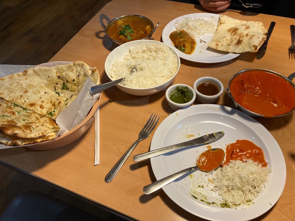 Sherpa Indian Restaurant: 1414 W 2nd St, Gillette, WY