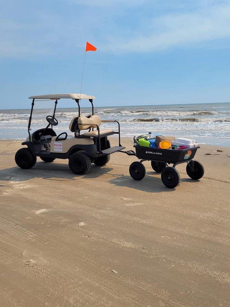 Surfside Beach Buggy Rental: 135 Shark Ln, Surfside Beach, TX