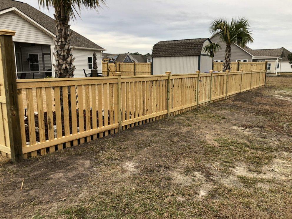 High Tide Fence Company: Leland, NC