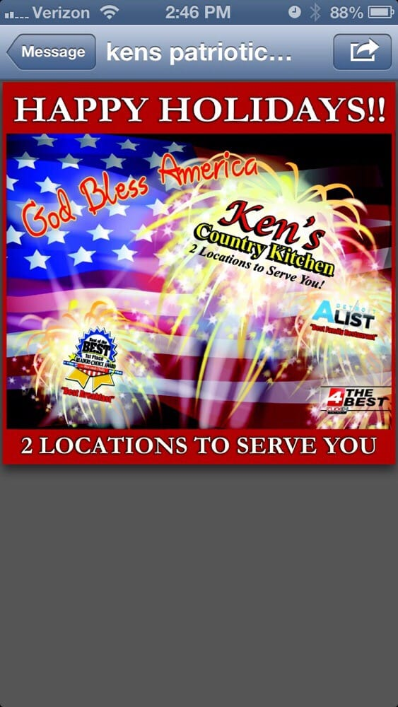 Ken S Country Kitchen Richmond Mi