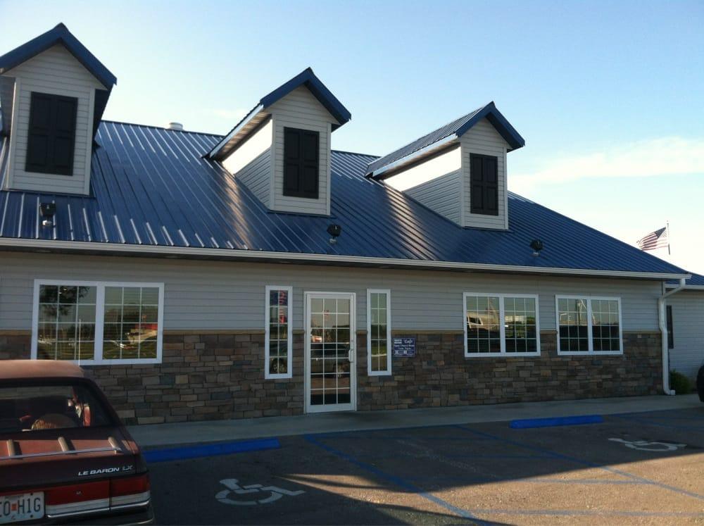 Saints Avenue Cafe: Pike, MO