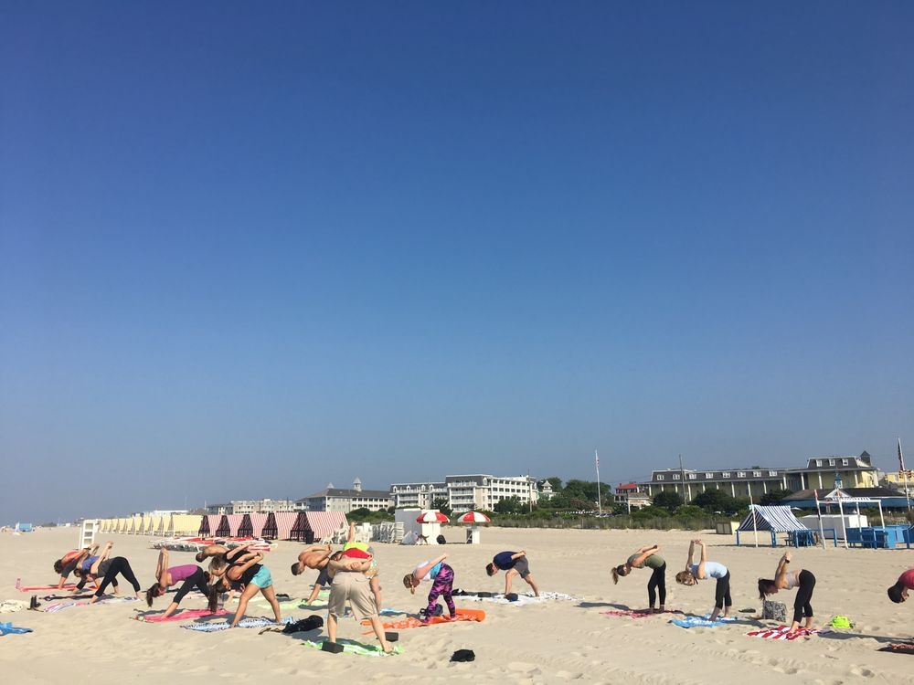 Cape May Yoga: 31 Perry St, Cape May, NJ