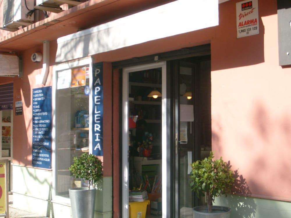 Infocopycenter cerrado material de oficina avenida for Oficinas ups madrid