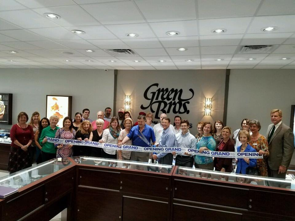 Green Bros Jewelers: 2121 Avenue G, Bay City, TX