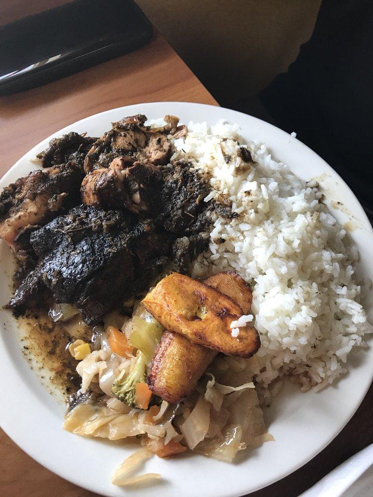 Caribbean Kitchen Bar and Grill: 6002 Fairburn Rd, Douglasville, GA