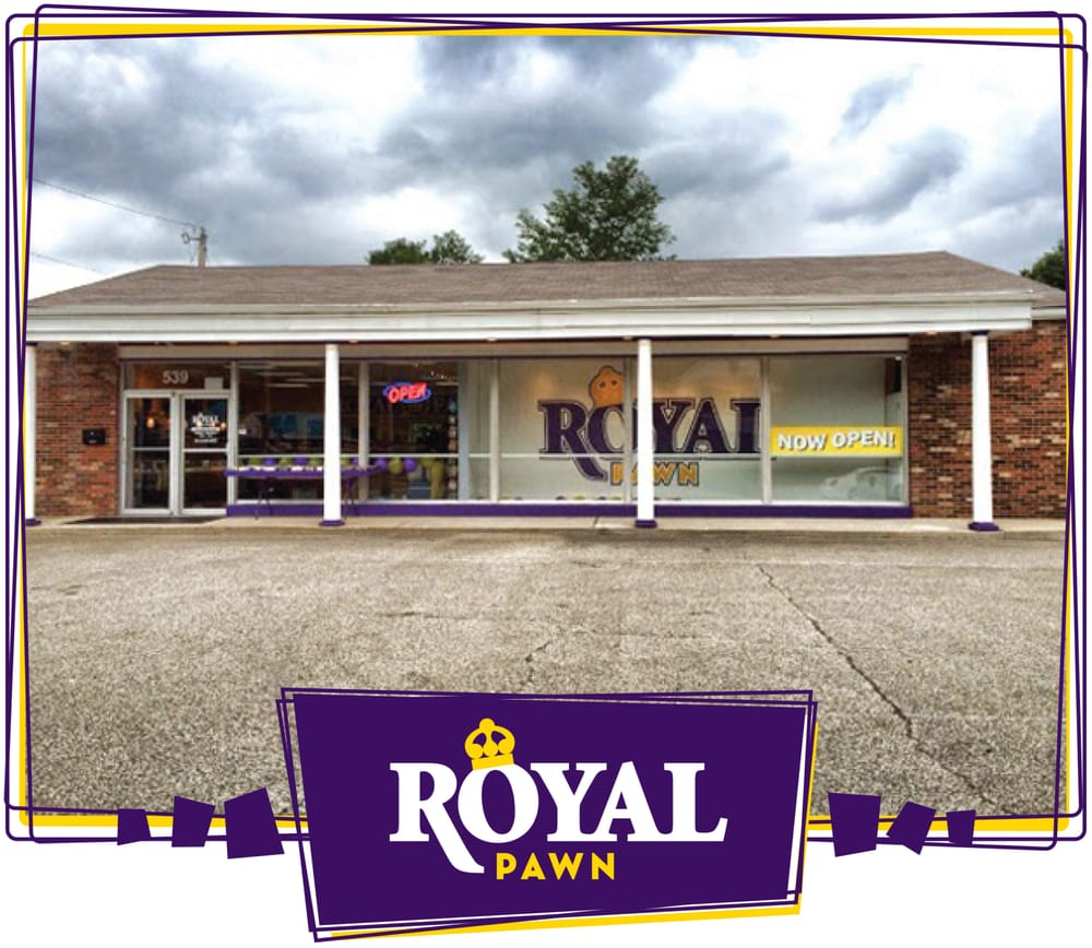 Royal Pawn: 539 Green Blvd, Aurora, IN