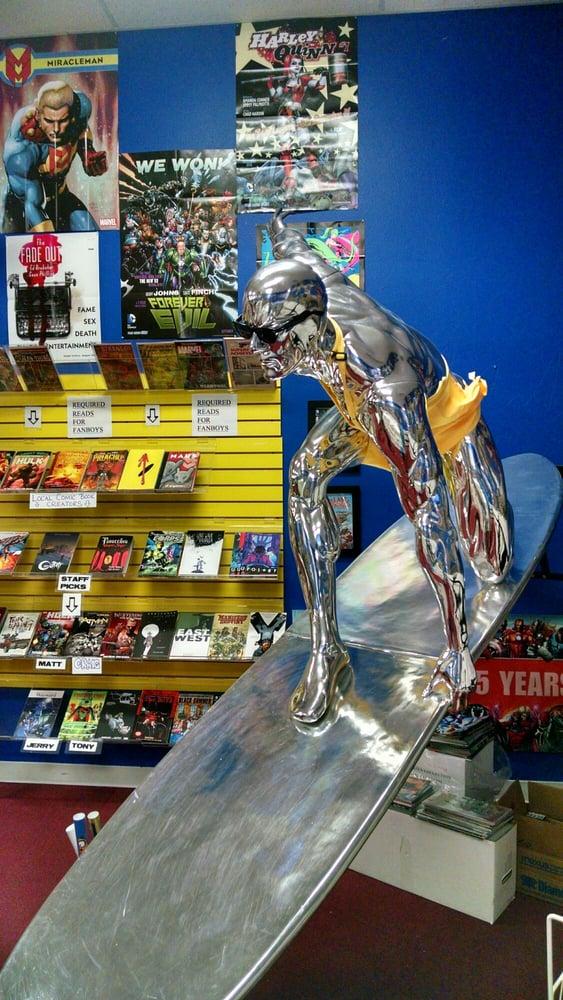 Kapow Comics: 4047 E Kiehl Ave, Sherwood, AR