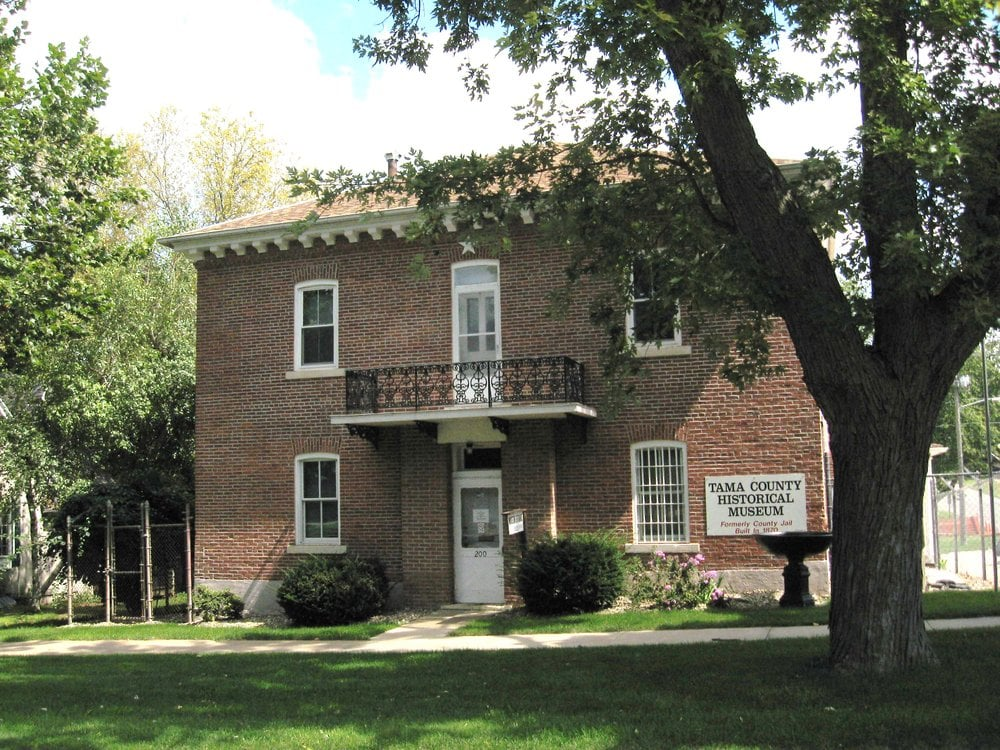 Tama County Historical Society: 200 N Broadway St, Toledo, IA