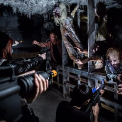 Zombie Outbreak Chicago Laser Tag Aurora Il Reviews