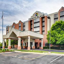 Photo Of Hyatt Place Cleveland Independence Oh United States Exterior