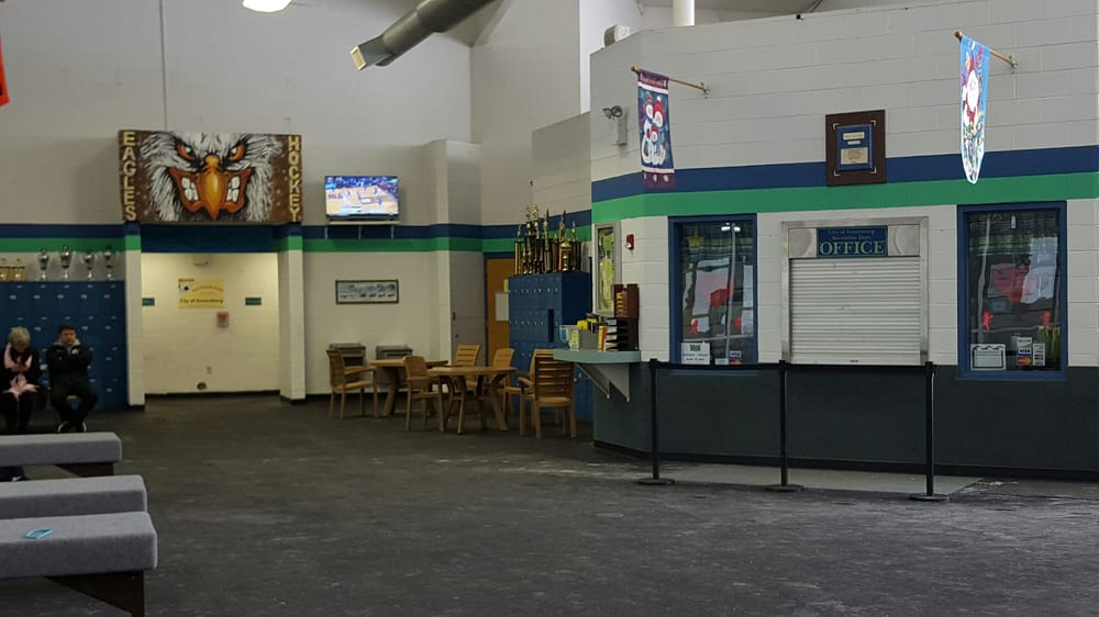 Kirk S. Nevin Arena: 520 New Alexandria Rd, Greensburg, PA