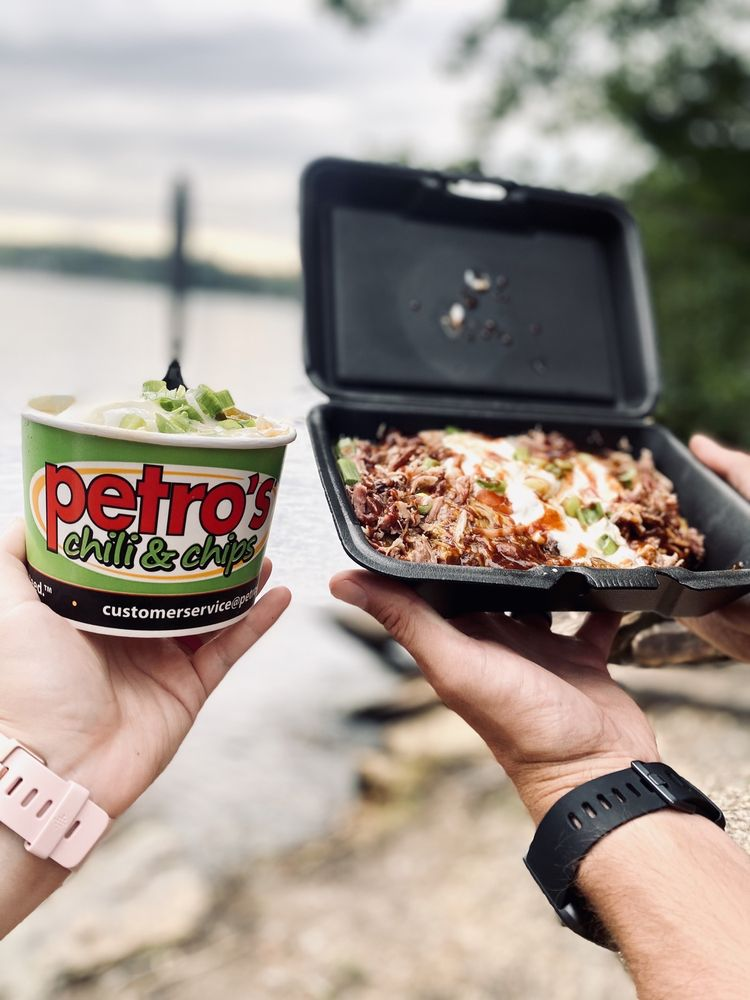 Petro's Chili & Chips: 10725 Hwy 15-501, Southern Pines, NC