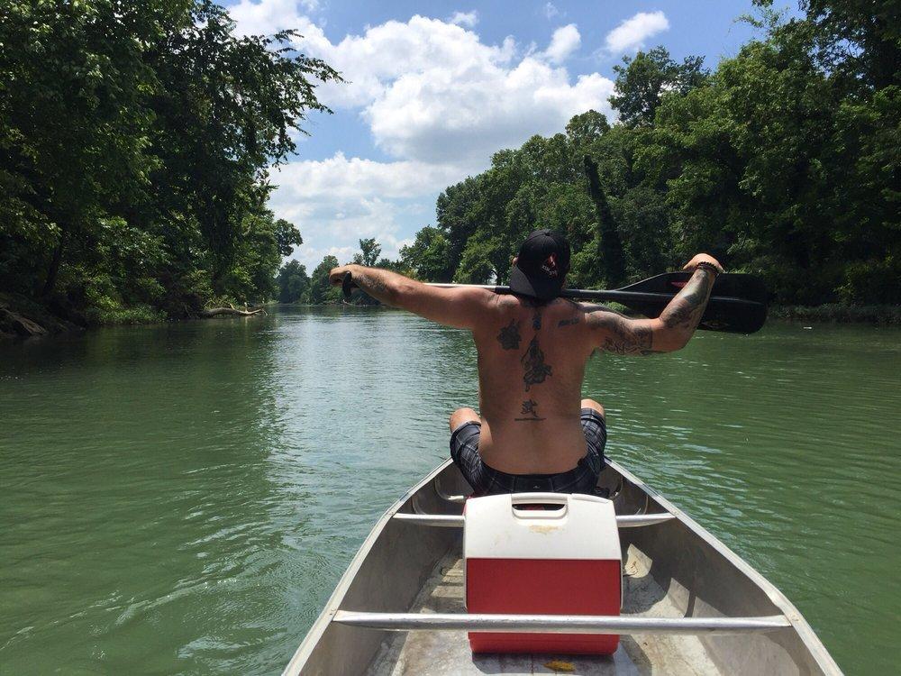 Arkansas 59 Canoeing & Rafting: 20466 S Hwy 59, Siloam Springs, AR