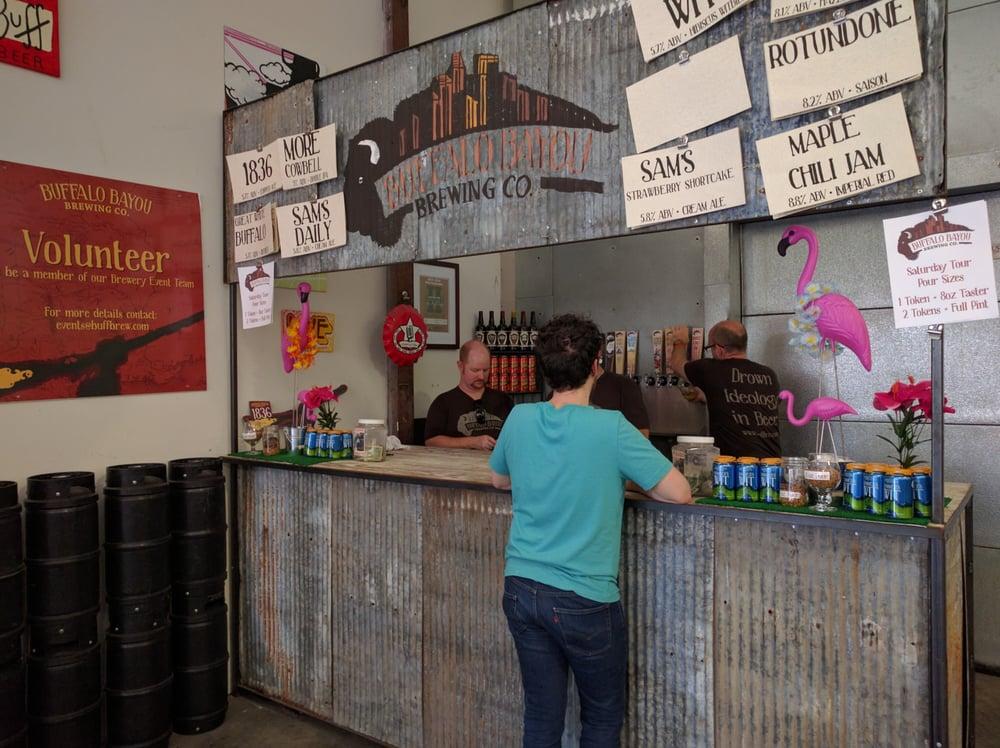 Buffalo Bayou Brewing Co