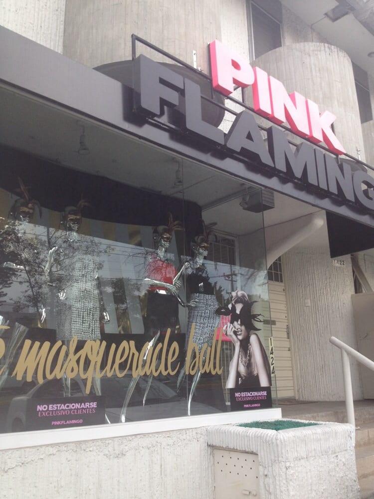 Pink flamingo ropa de mujer av terranova 1424 - Terranova ropa ...