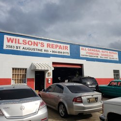 Photo Of Wilson S Repair Jacksonville Fl United States The
