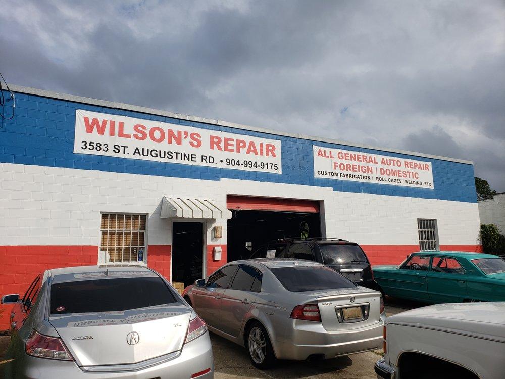 Wilson's Repair