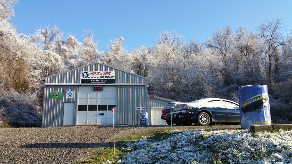 Riskey & Sons Tire and Auto: 239 Kennedy Rd, Charleroi, PA