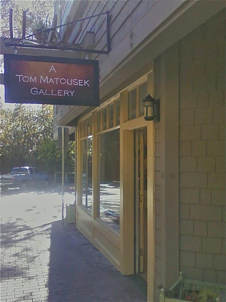 A Tom Matousek Gallery: 996 Moraga Rd, Lafayette, CA