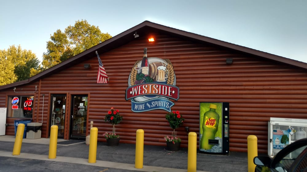 Westside Wine & Spirits: 7607 State Hwy 16, Sparta, WI