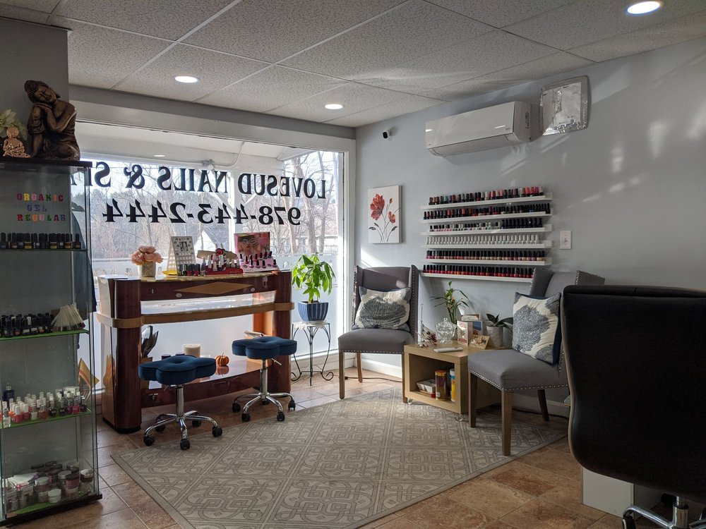 LoveSud Nail and Spa: 326 Boston Post Rd, Sudbury, MA