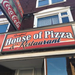 Photo Of Rumford House Pizza Me United States