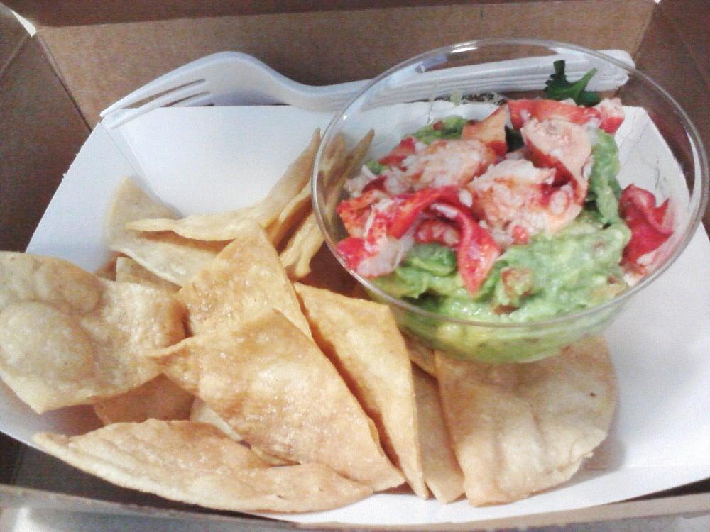 Lobster Guacamole Recipe — Dishmaps