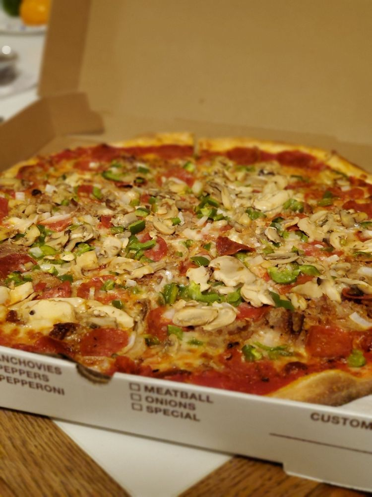 A G Pizza & Restaurant: 3 Mill St, Branchville, NJ