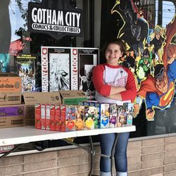 gotham city comics and collectibles   42 photos amp 91