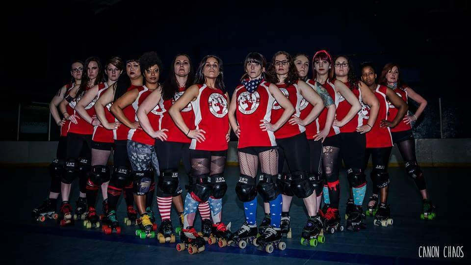 Strong Island Derby Revolution: West Islip, NY