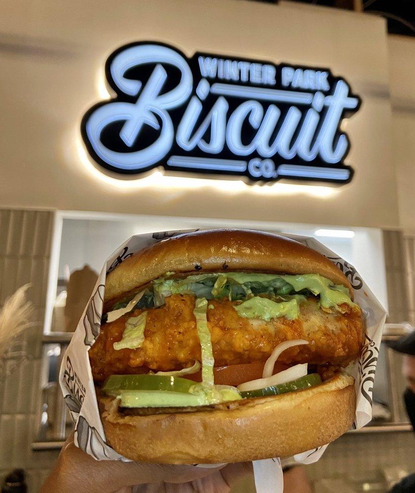 Winter Park Biscuit Co.: 3201 Corrine Dr, Orlando, FL