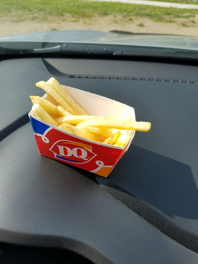 Dairy Queen Grill & Chill: 1025 W M-43 Hwy, Hastings, MI
