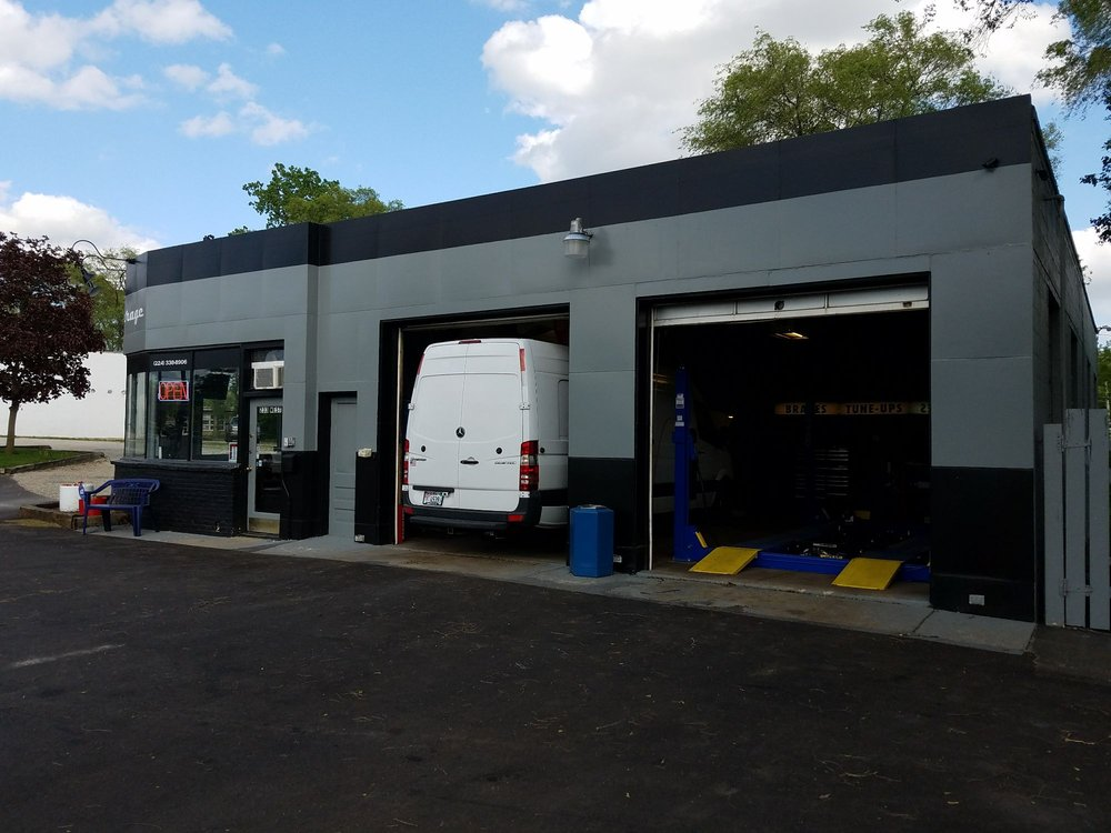 Ambriz Garage Auto Repair 233 W Washington St Round Lake Il Phone Number Yelp