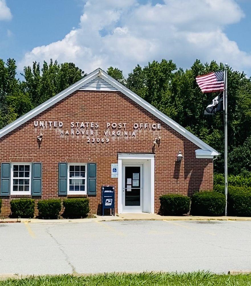 U S Postal Service: 13228 Hanover Courthouse Rd, Hanover, VA