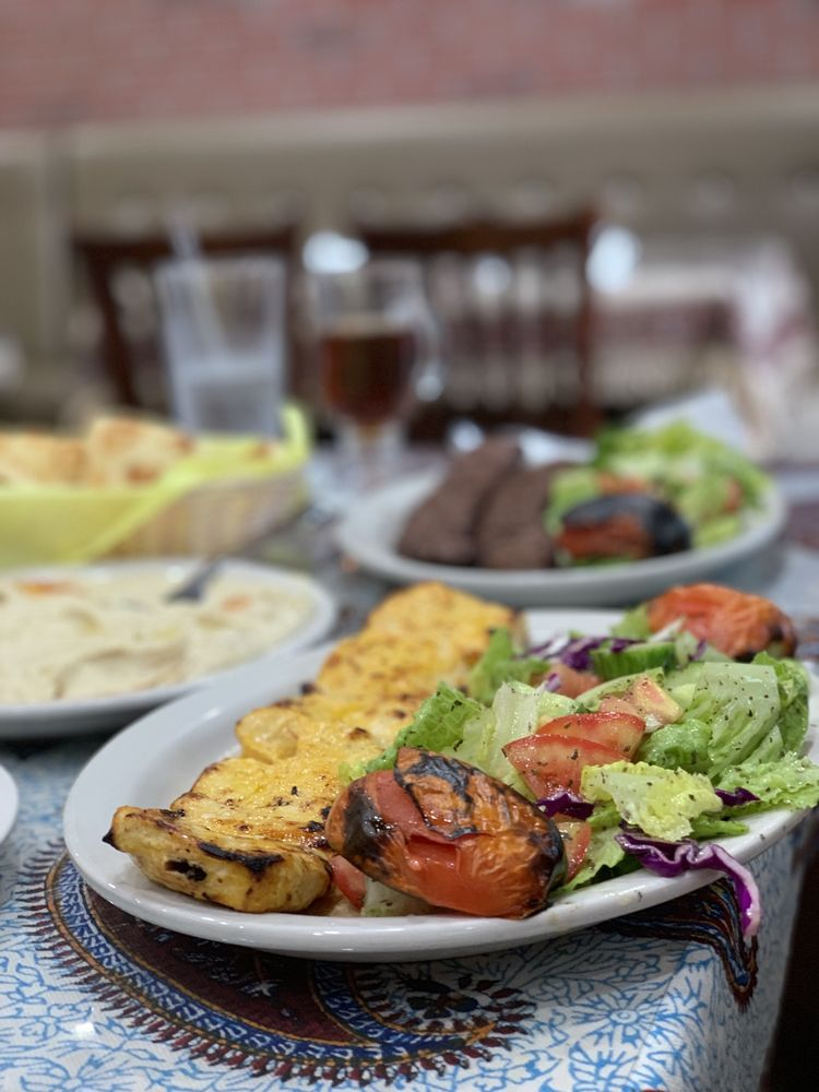 Lebanese Grill: 8000 Coit Rd, Plano, TX