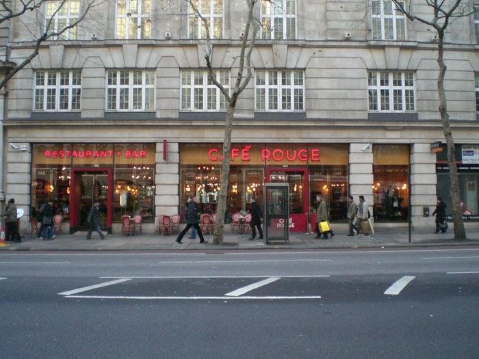 Restaurants Near Kingsway London