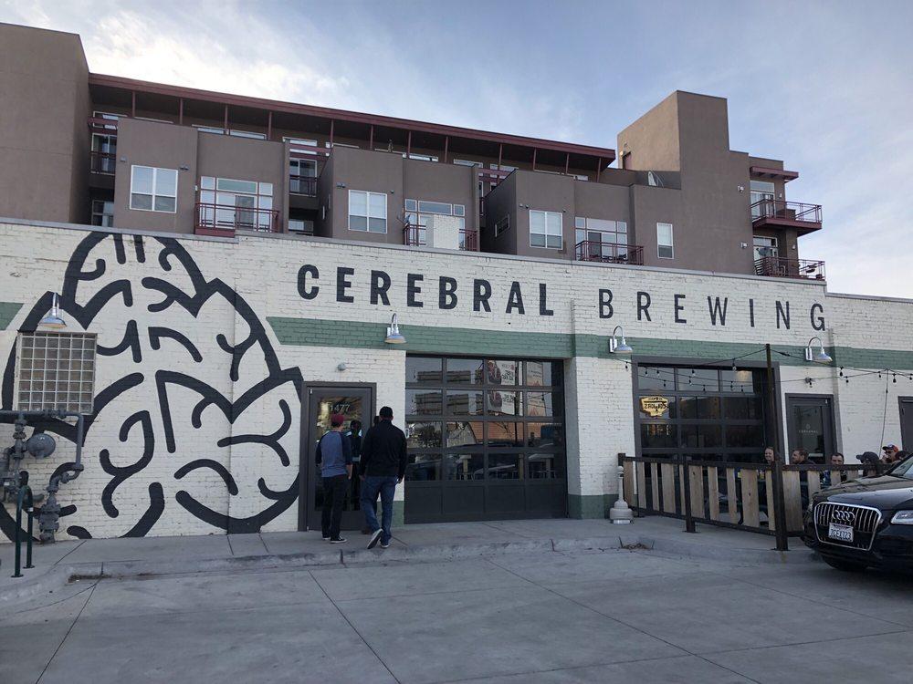 Cerebral Brewing
