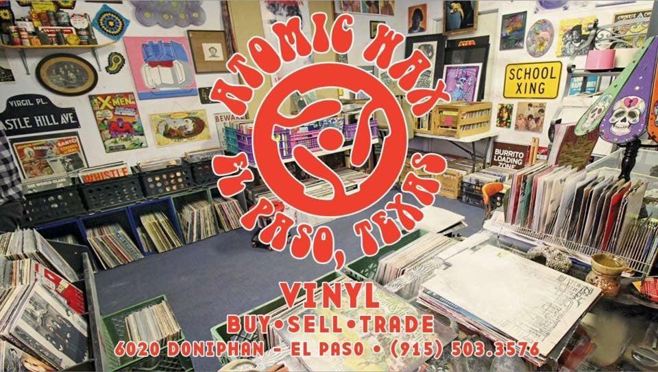 Atomic Wax: 501 Texas Ave, El Paso, TX